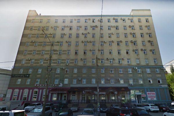 Бизнес-центр Витязь