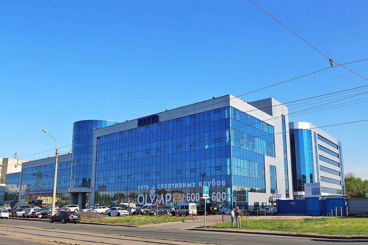 Бизнес Центр Лахта-2