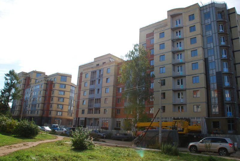 фото ЖК на ул. Урицкого
