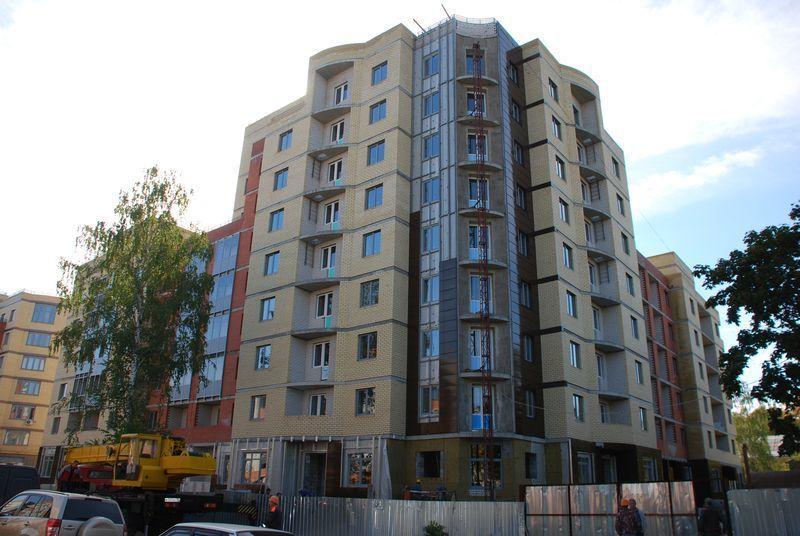 купить квартиру в ЖК на ул. Урицкого