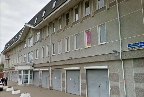 Офисный центр на ул. Плехановская, 66Б