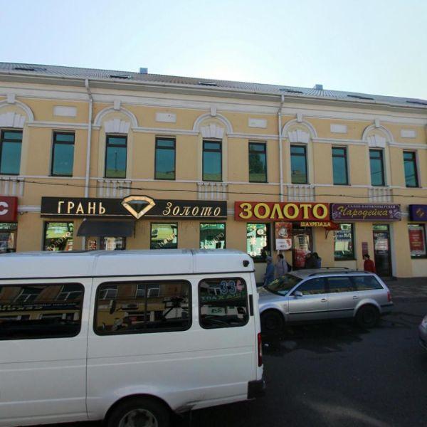 Торговый центр Итиль