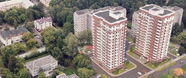 1-я Фотография ЖК «по ул. Комсомольская 7к.1»