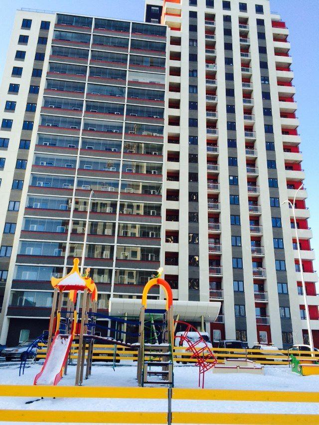 жилой комплекс Высокий стандарт