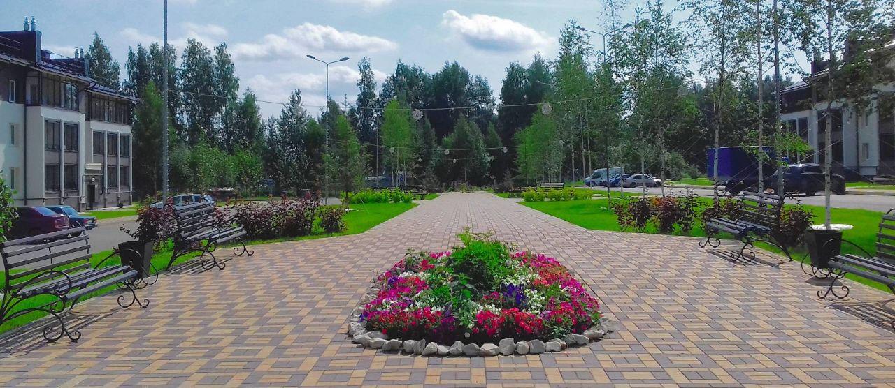 жилой комплекс Ёлки-Park (Ёлки-Парк)