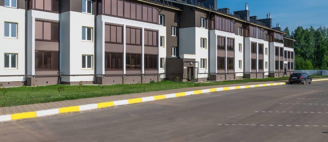 купить квартиру в ЖК Ёлки-Park (Ёлки-Парк)