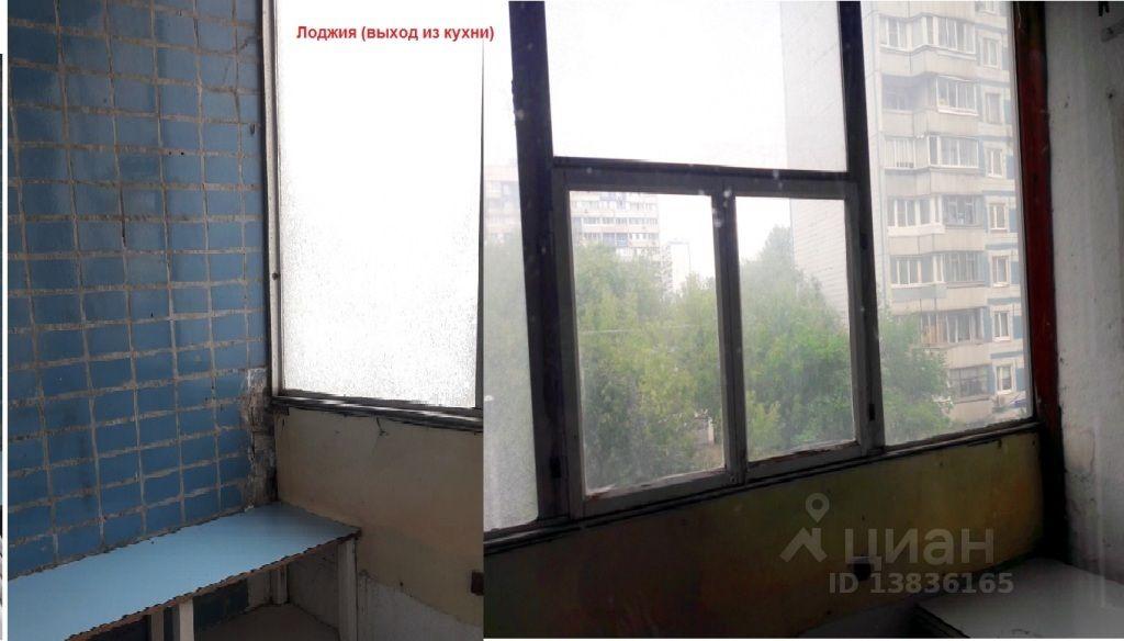2-к кв. Москва ул. Твардовского, 15 (51.9 м²)
