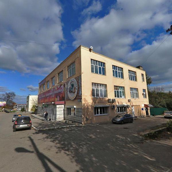 Бизнес-центр на ул. Ярославская, 39