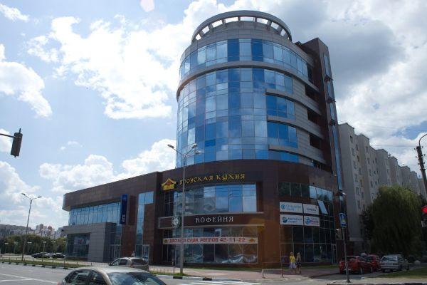 Бизнес-центр на ул. Победы, 73А