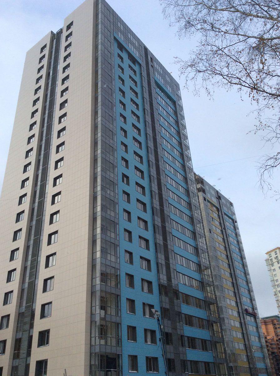 жилой комплекс ФилиЧета-2