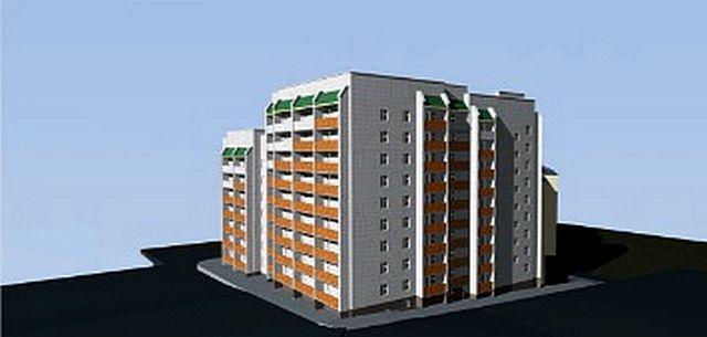 купить квартиру в ЖК ул.1-я Каштакская 3
