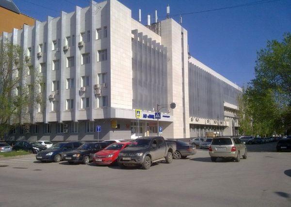 Офисный центр на ул. Академическая, 22