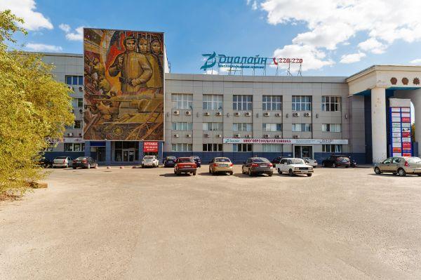 Офисный центр Тракторный