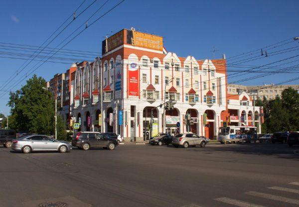 Торгово-офисный комплекс Петровский Пассаж