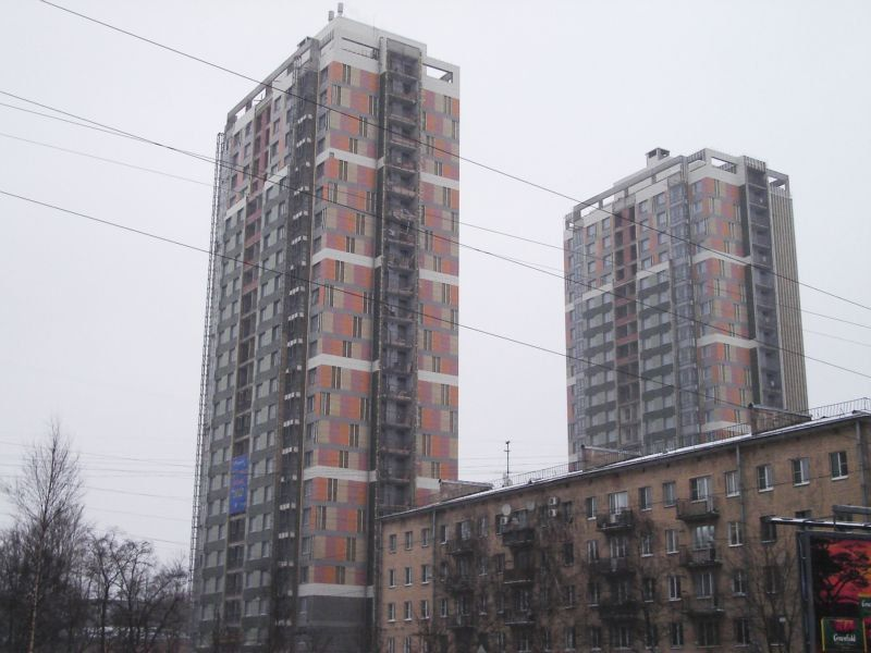 продажа квартир Этюд