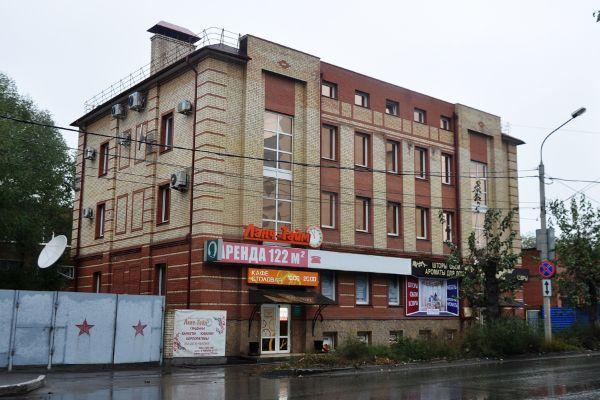 Бизнес-центр на ул. Пушкина, 72