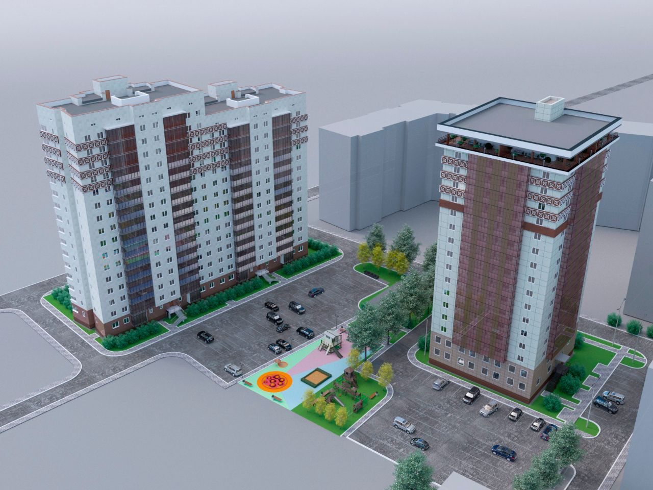 купить квартиру в ЖК по ул. Тимирязева, квартал 37