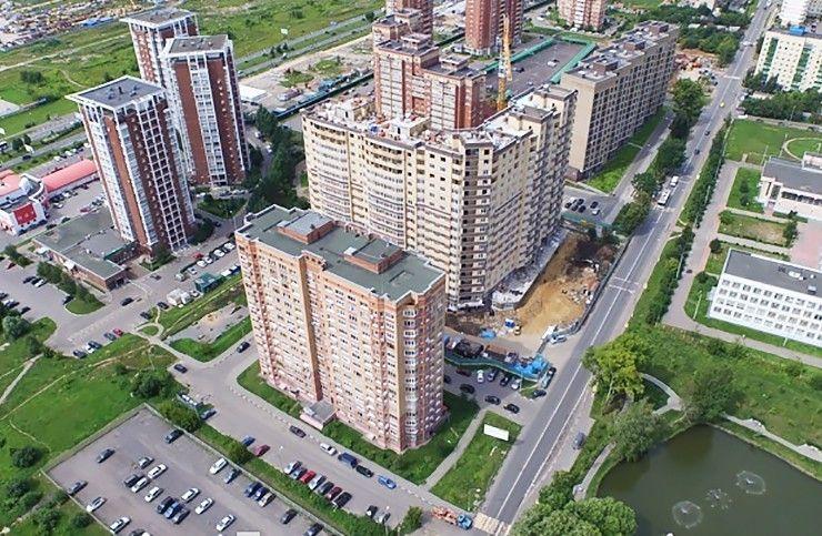 купить квартиру в ЖК Ядреевский