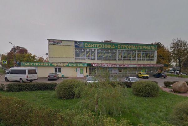 Торговый комплекс на ул. Подольских Курсантов, 3