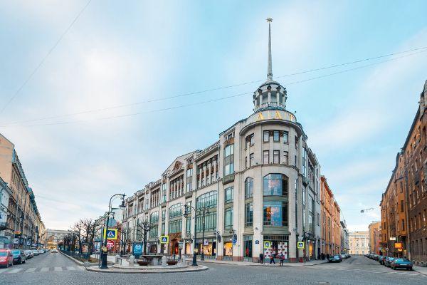 Торговый центр Дом Ленинградской Торговли