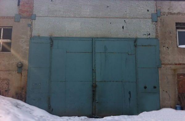 Производственно-складской комплекс на ул. Федоровская, 1