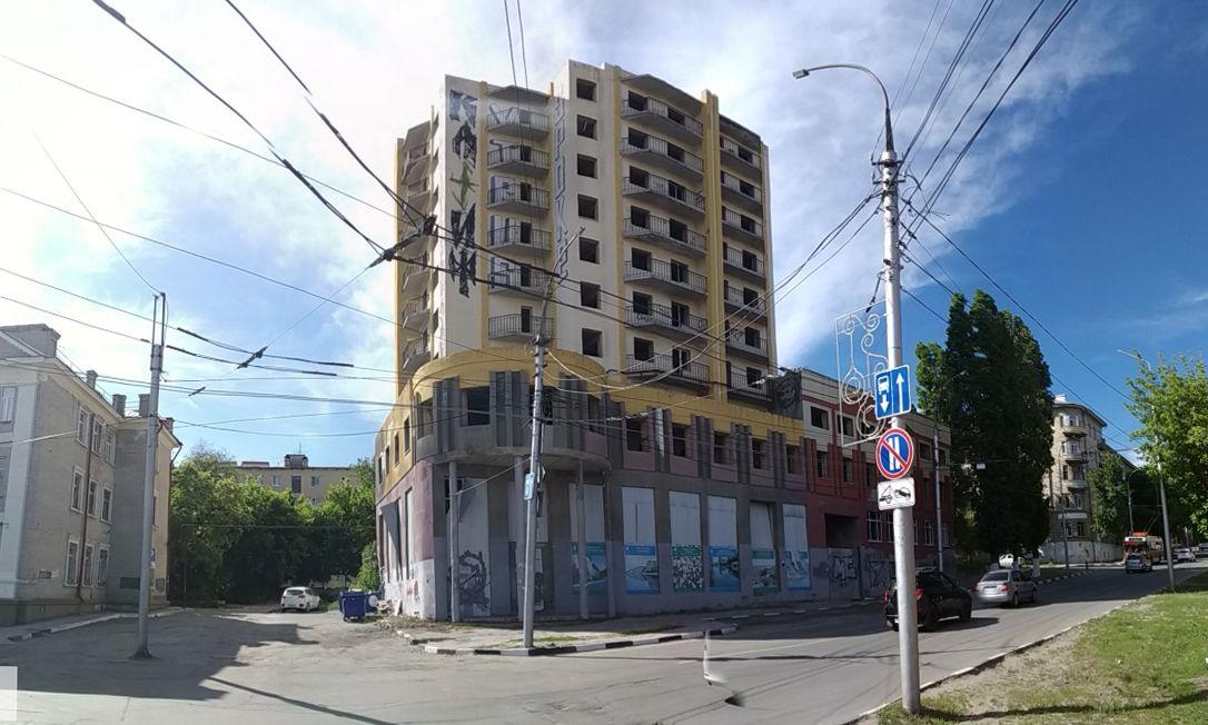 жилой комплекс ул. Горького
