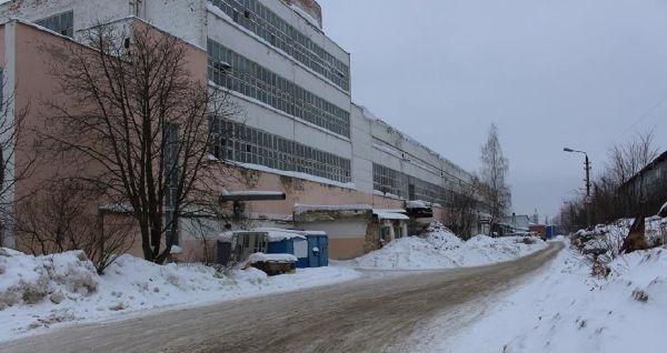 Производственно-складской комплекс в Варваровский проезде, 10