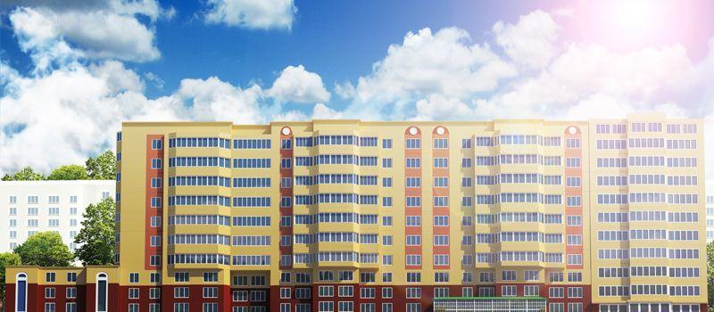 жилой комплекс Московская-1