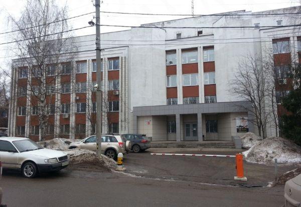Отдельно стоящее здание на ул. Комсомольская 4