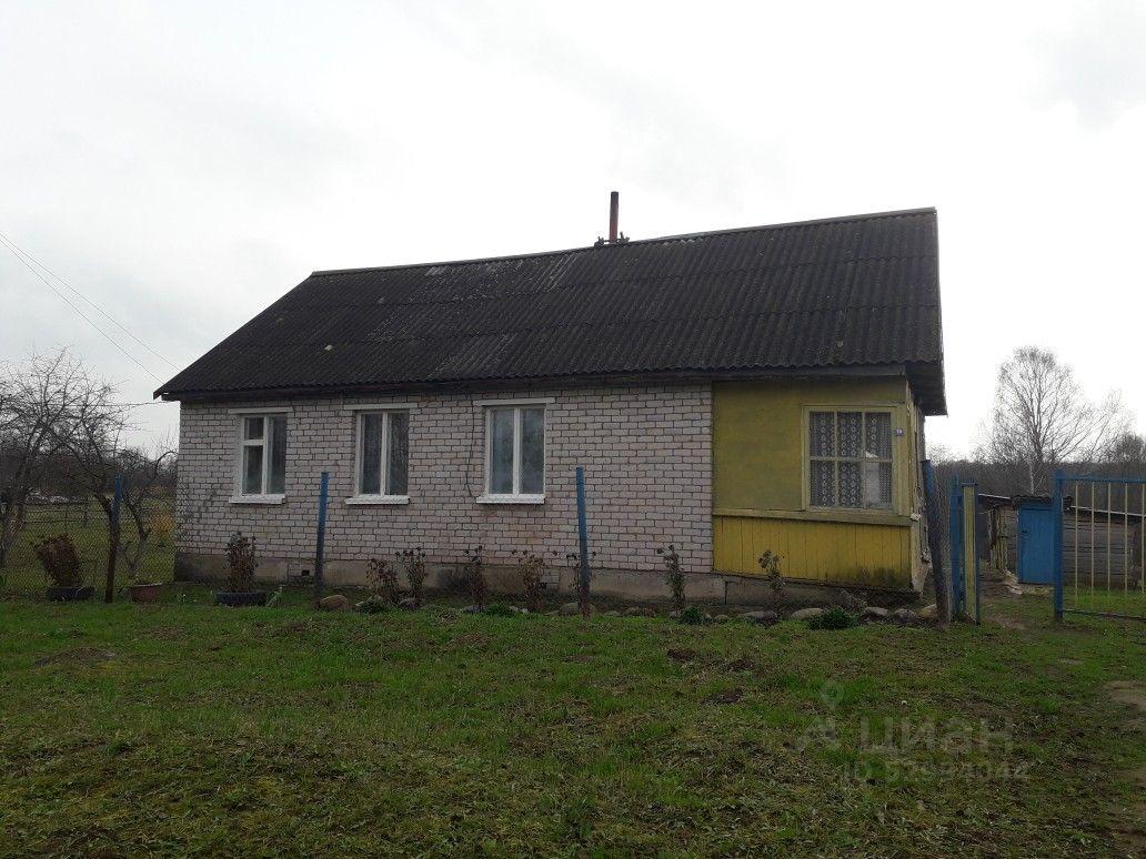 Продаю дом 57м² Псковская область, Куньинский район, Докукино деревня - база ЦИАН, объявление 233655602