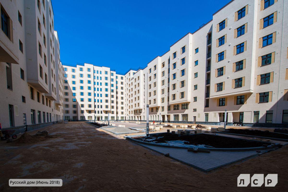 Коммерческая недвижимость Москва русский дом аренда офисов в лысково