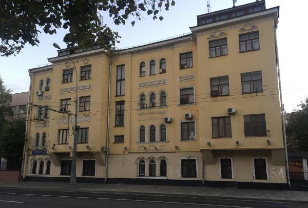 Офисное здание на Ленинградском проспекте, 5с7