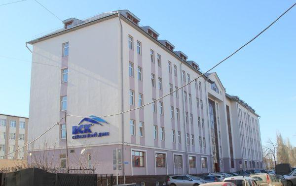 Офисный центр На Столбова