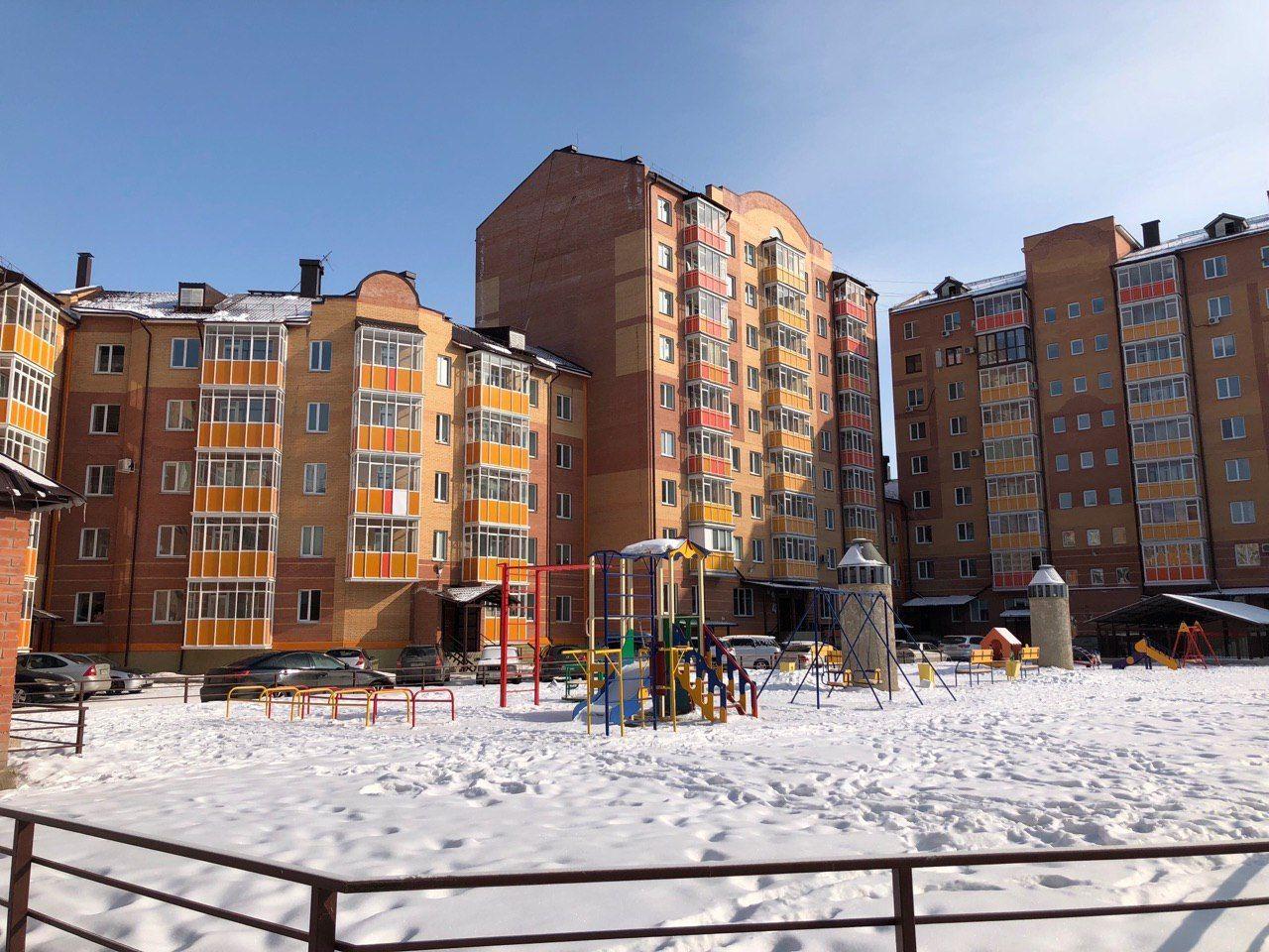 продажа квартир по ул. Торосова, 9