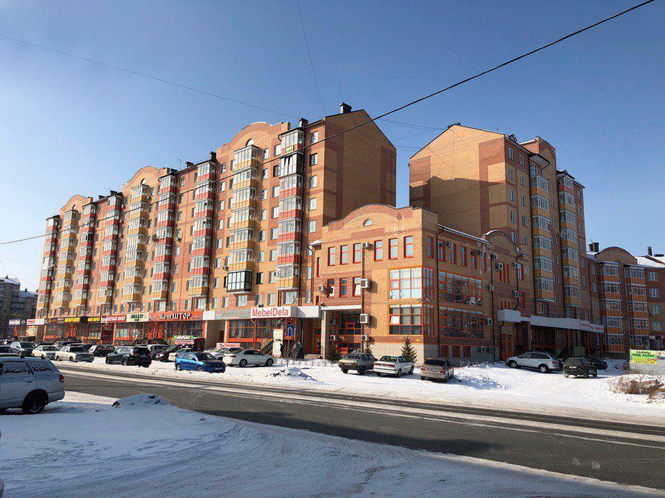 жилой комплекс по ул. Торосова, 9