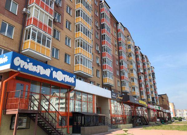 4-я Фотография ЖК «по ул. Торосова, 9»