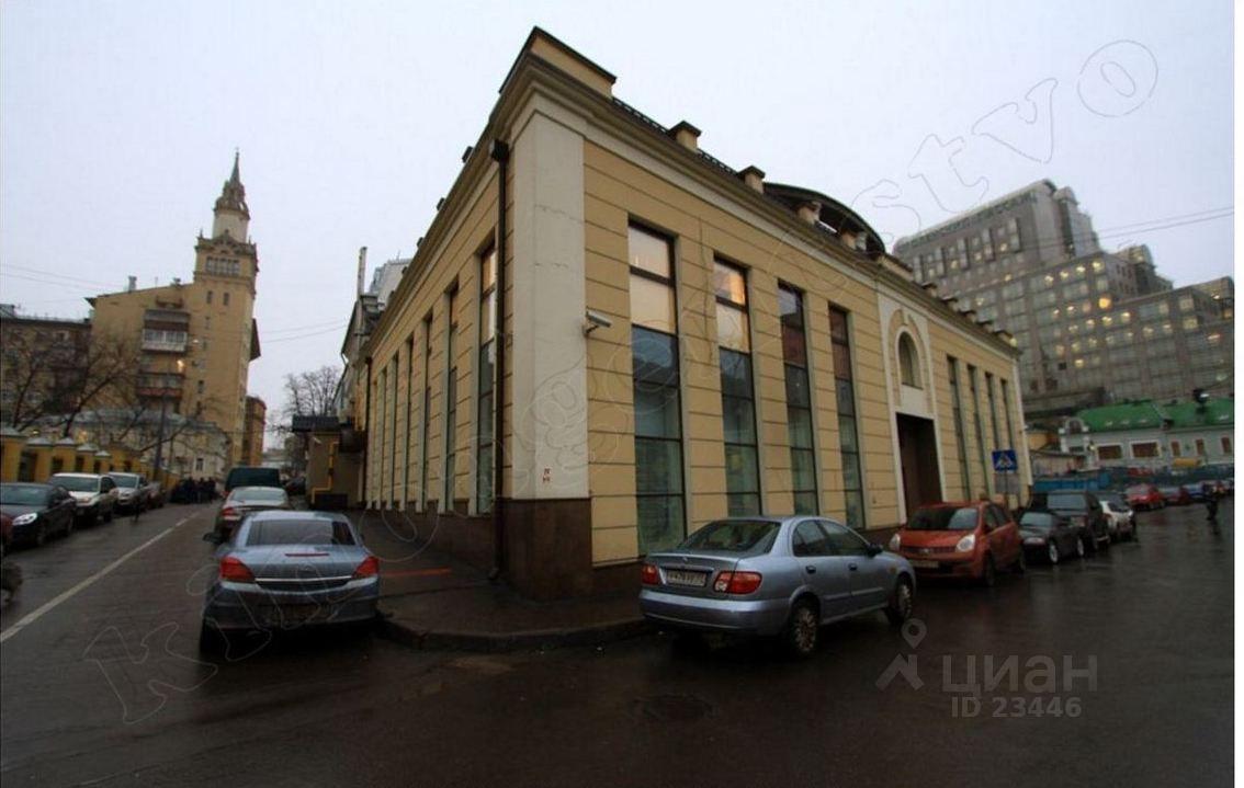 Офисные помещения Николощеповский 1-й переулок найти помещение под офис Константина Симонова улица