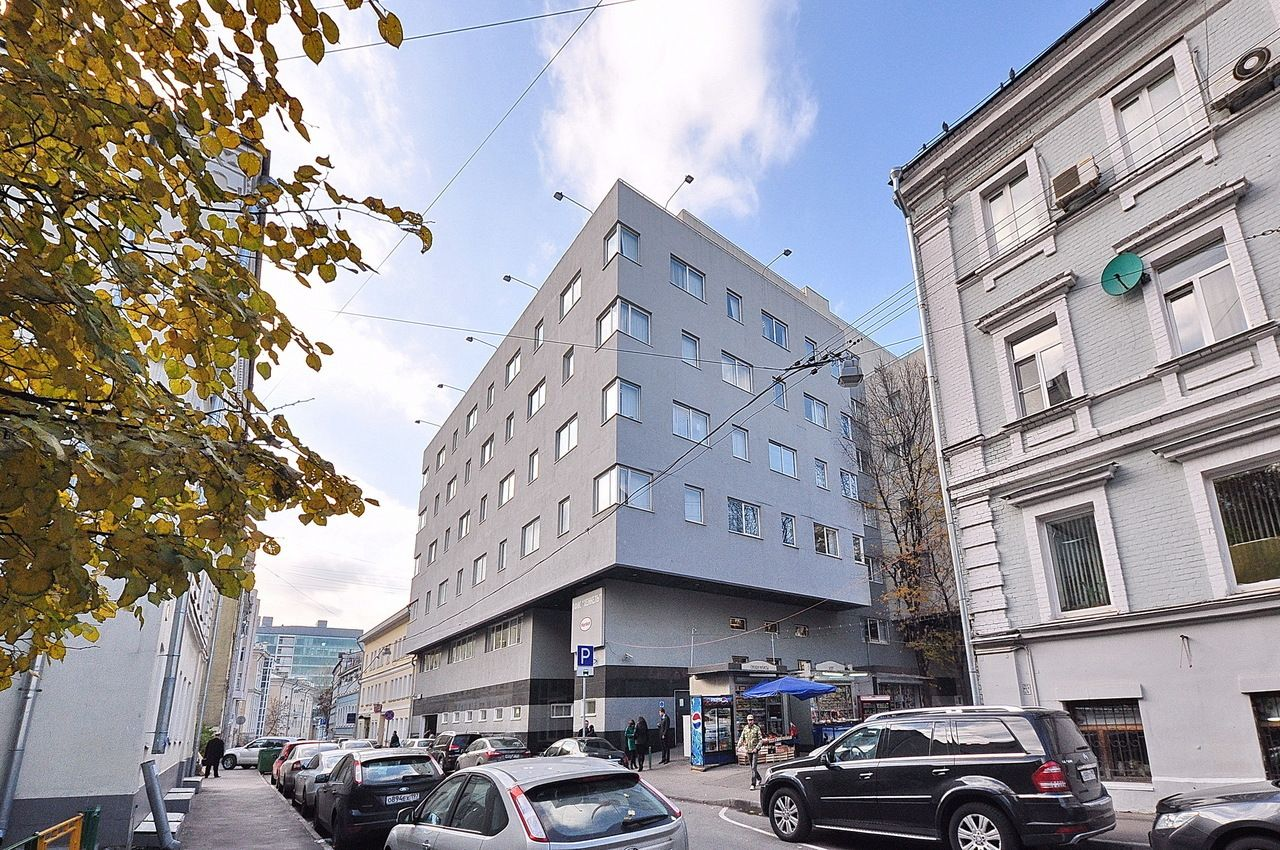 Поиск помещения под офис Колокольников переулок Аренда офиса 60 кв Донской 5-й проезд