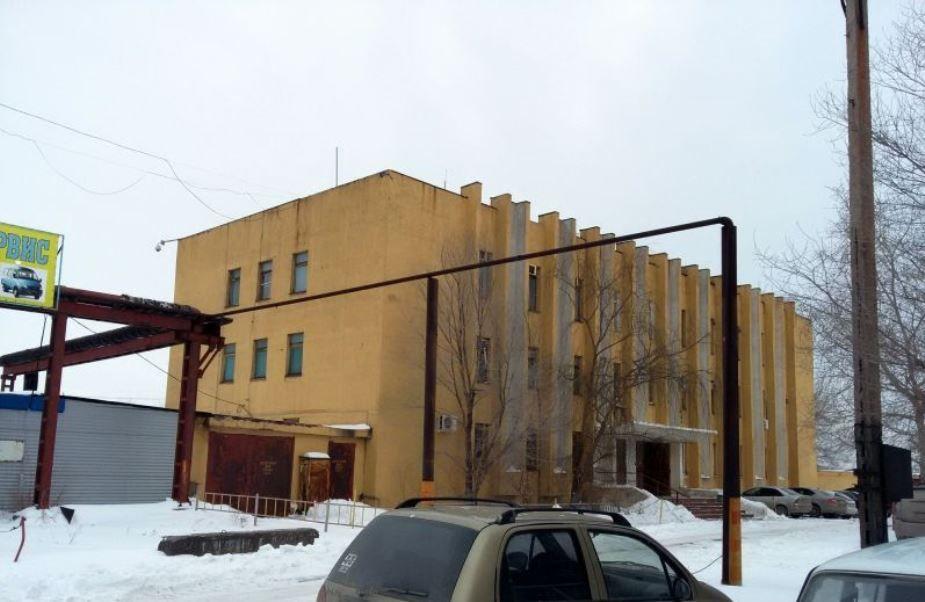 Бизнес Центр на ул. Шкирятова, 21А