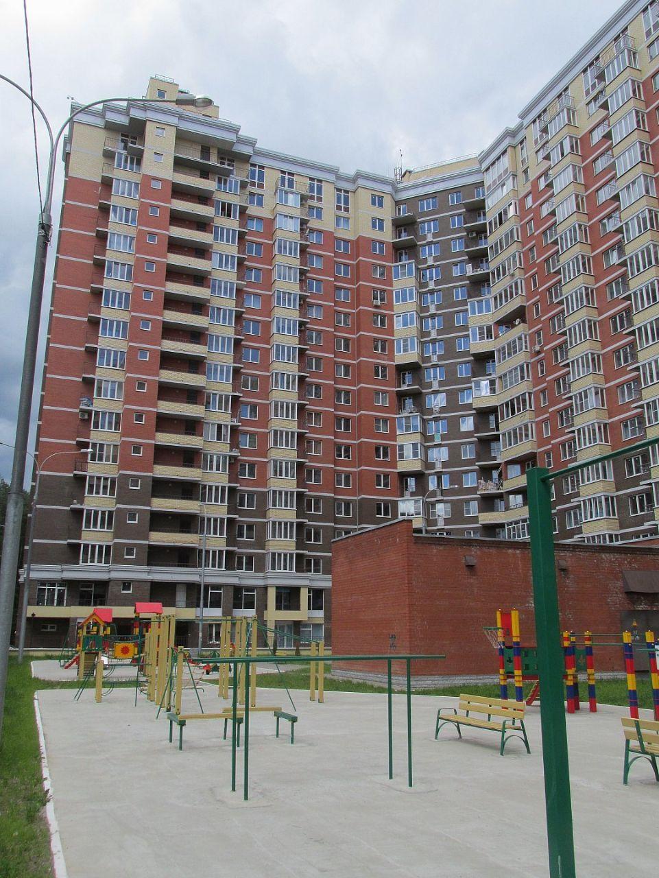 жилой комплекс Большое Ступино