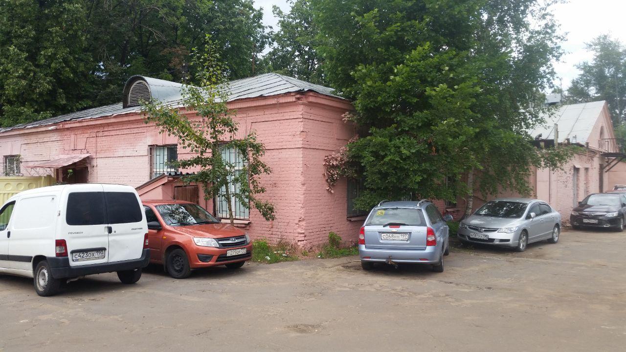 Складском комплексе НИИДАР (Корпус 43)