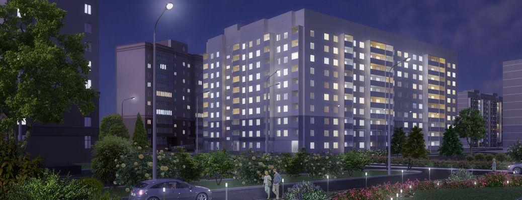 купить квартиру в ЖК Эко-квартал Запрудный (строения 14А, 29, 30)
