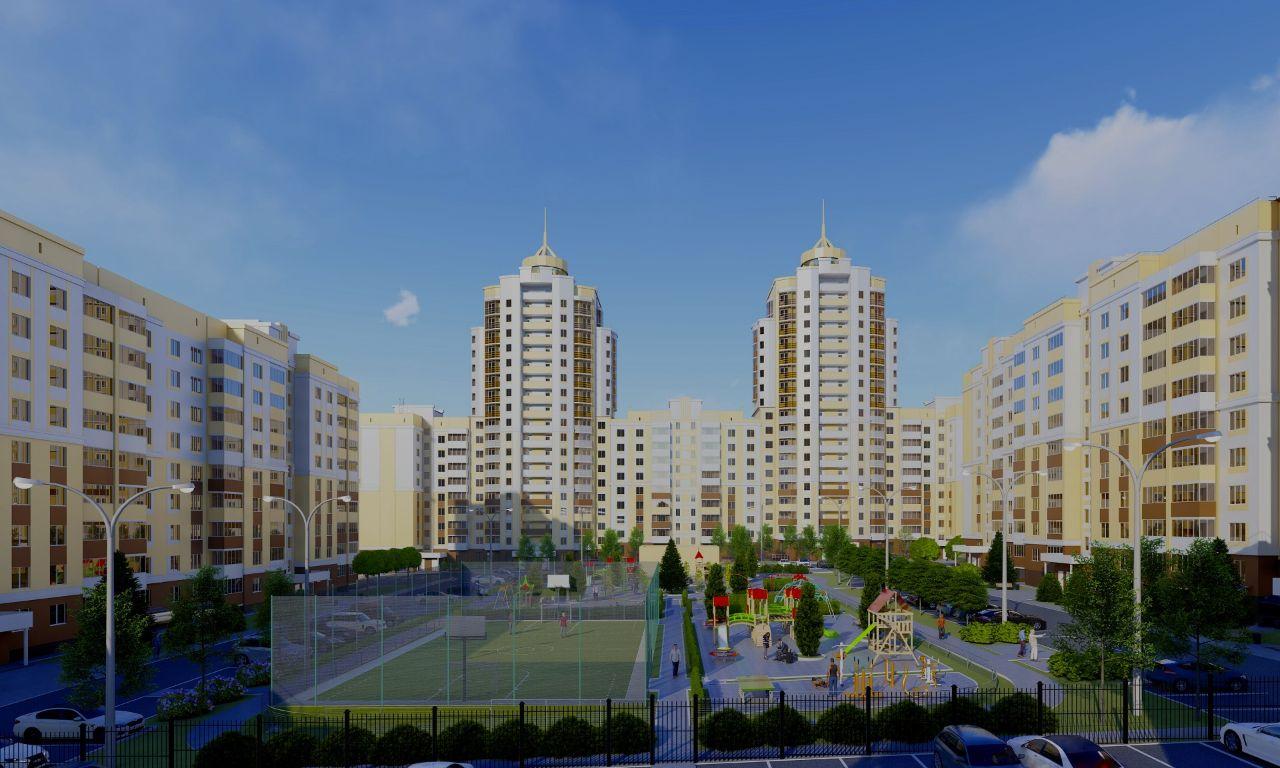 жилой комплекс по ул. Васенко