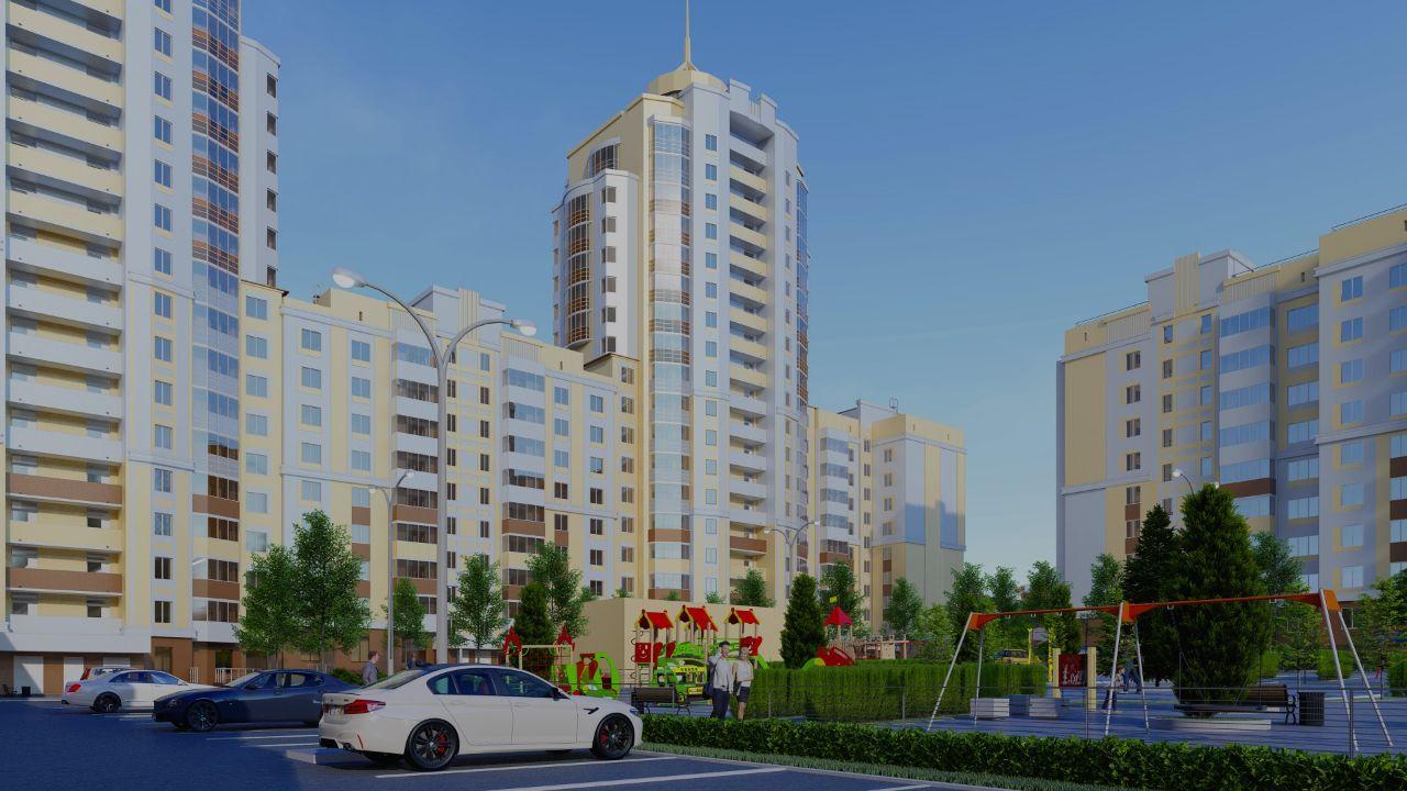 купить квартиру в ЖК по ул. Васенко