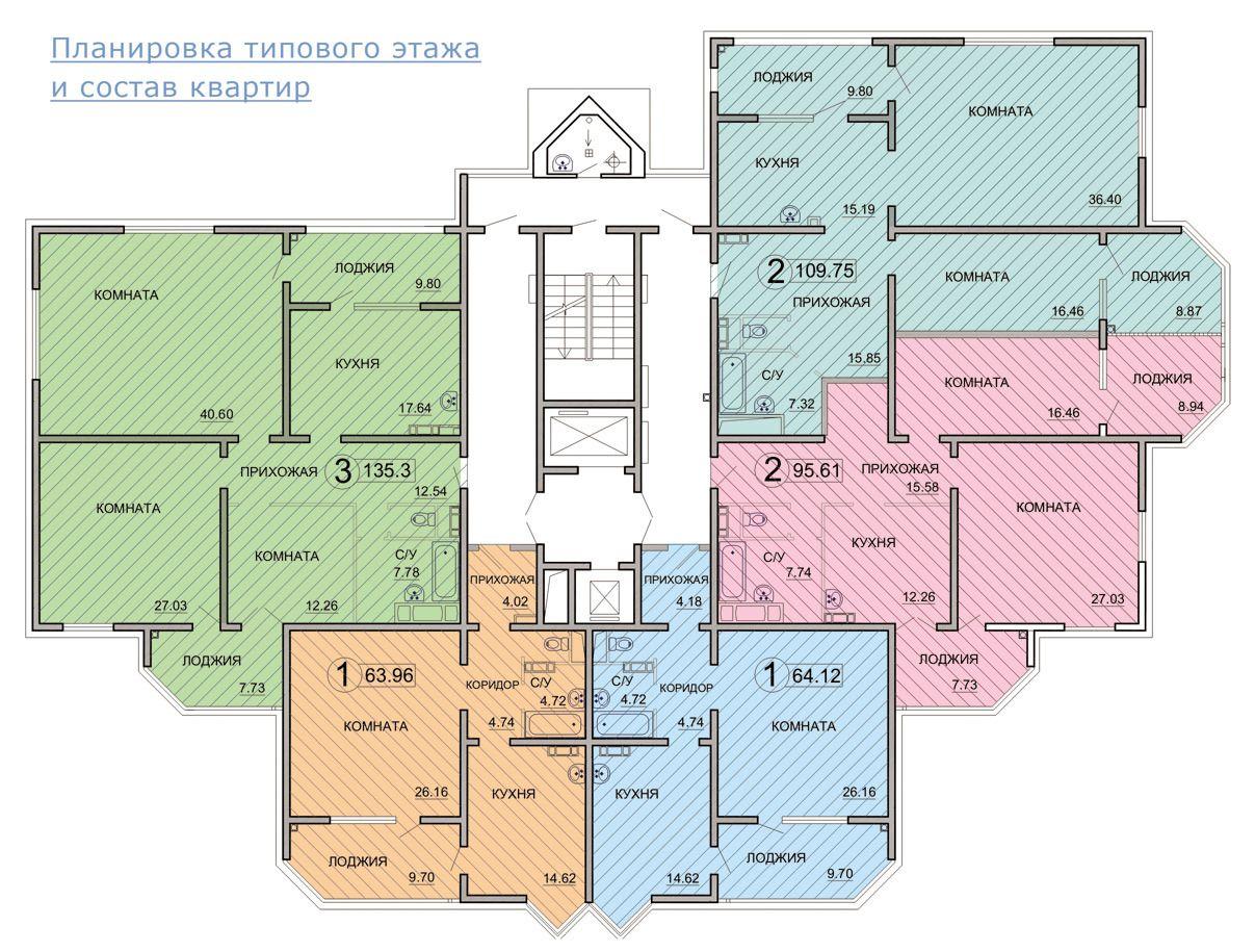 жилой комплекс Жемчужный