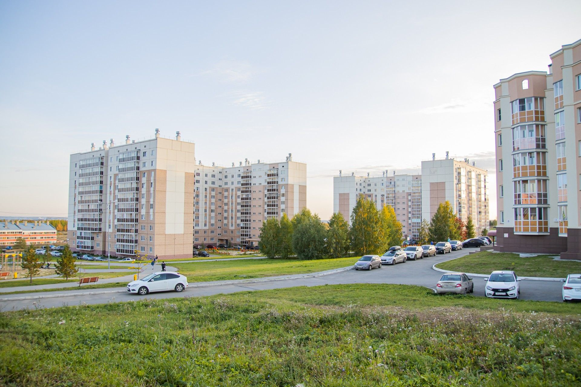 продажа квартир Белый хутор