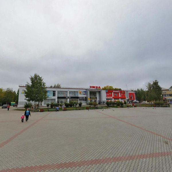 Торговый центр Эжва