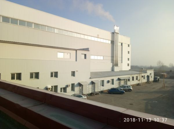 Офисно-складской комплекс на Заводском шоссе, 15к2