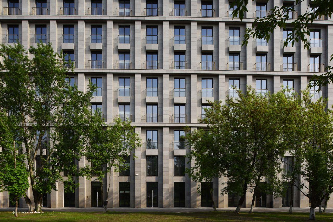 купить квартиру в ЖК Кутузовский XII
