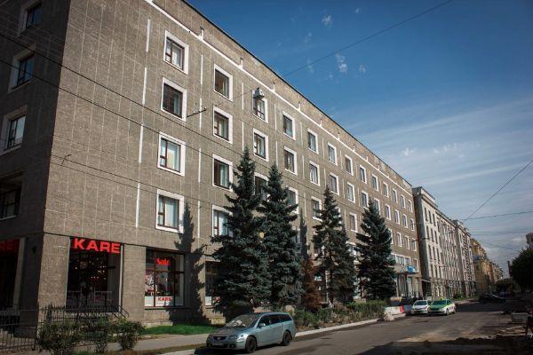 Офисный центр Монетный квартал
